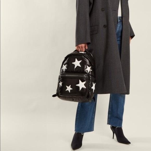fc8c6cddb9c4 Stella McCartney Falabella Go Star Backpack